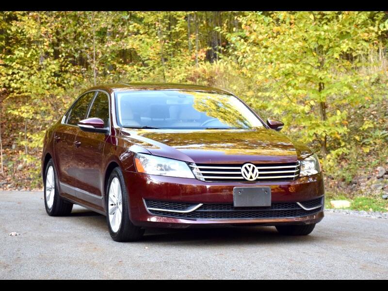 2012 Volkswagen Passat 2.5L SEL