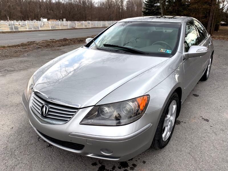 2007 Acura RL CMBS/PAX Package