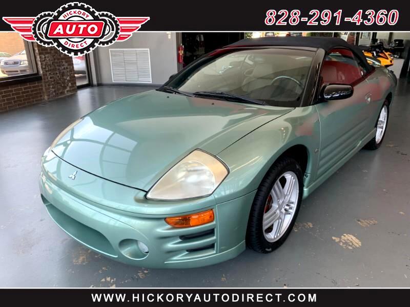 Mitsubishi Eclipse GT Spyder 2003