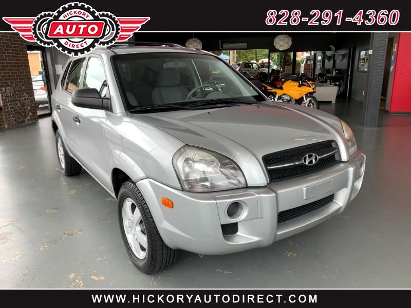 Hyundai Tucson GLS 2.0 2WD 2008