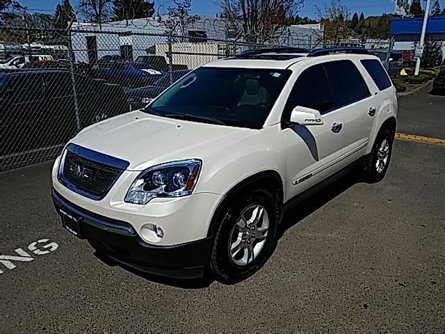 2008 GMC Acadia AWD 4dr SLT-2 HEADS UP! 2 MN ROOFS! EVERY OPTION!!