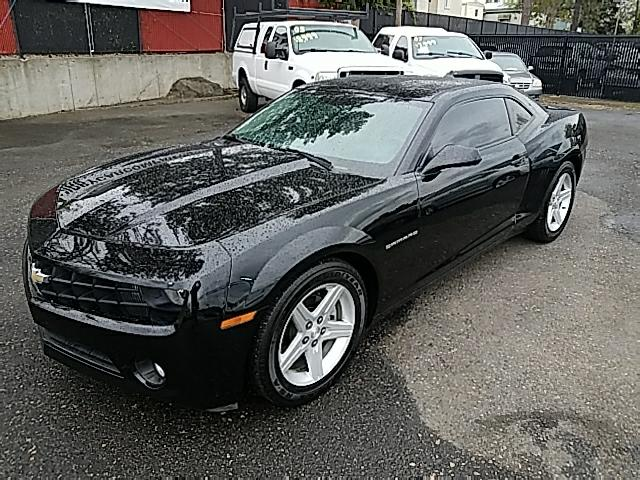2012 Chevrolet Camaro RS 2Dr Coupe  6-Spd Automatic!!  CLEAN TITLE!
