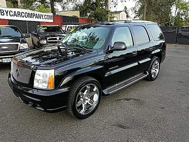2006 Cadillac Escalade AWD  EVERY OPTION!  LEATHER LOAD! 42 SVC RECORDS!
