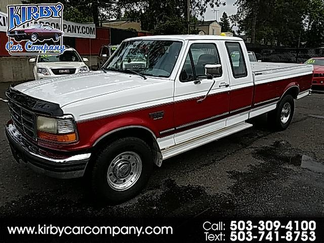 1997 Ford F-250 XLT SuperCab 7.3L Diesel 45 SVC RECORDS!  1 OWNER!