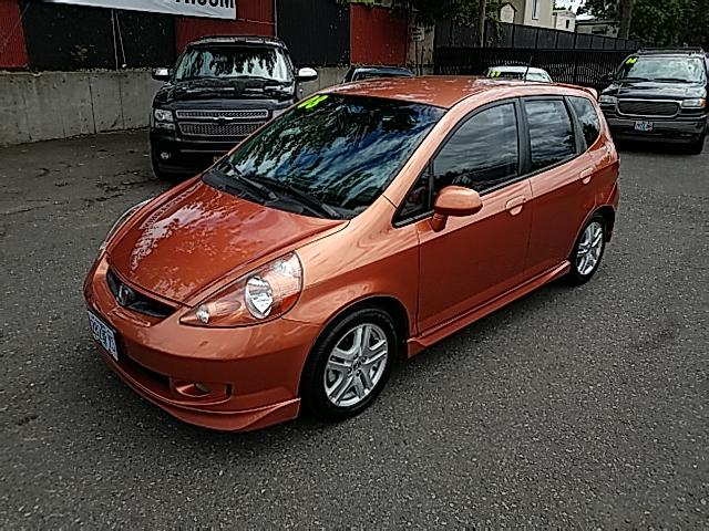 2008 Honda Fit Sport 5-Speed AUTOMATIC! LOW MILES! 33MPG! CLEAN T