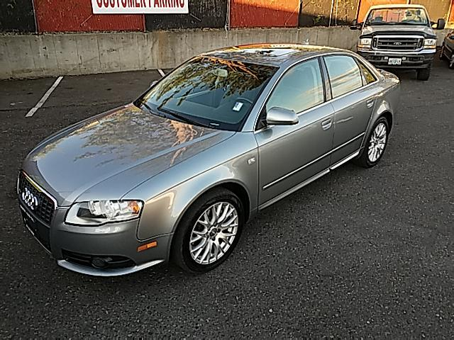 2008 Audi A4 2.0T Quattro AWD S-Line LOW MILES!!  CLEAN CARFAX!