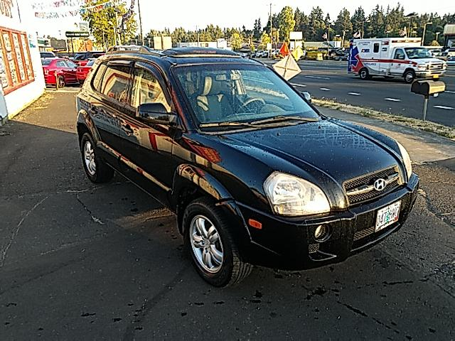 2007 Hyundai Tucson Limited 2.7 4WD LOADED! 97K! SVC RECORDS! NEW TIMI