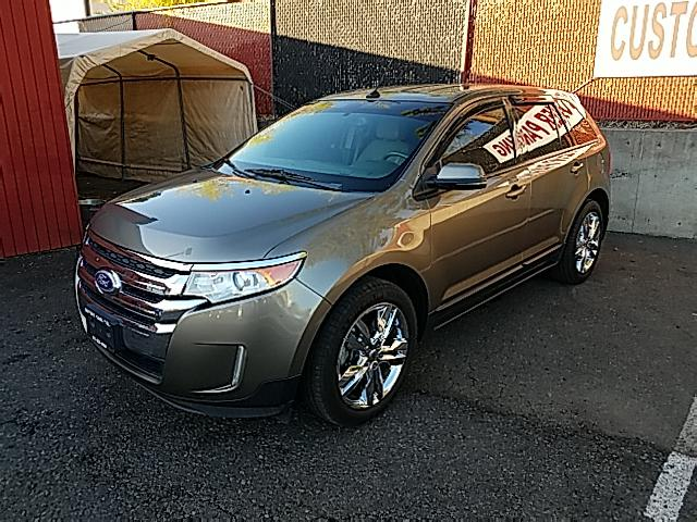 2012 Ford Edge SEL FWD HEATED LEATHER!  HOT WHEELS! A/C IS COLD!