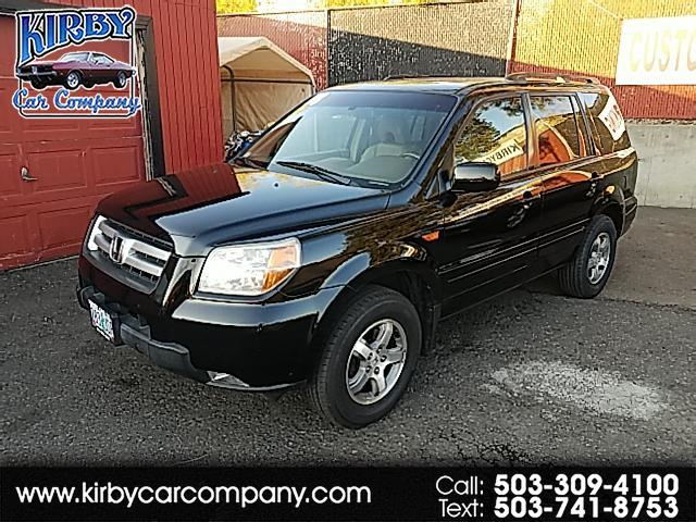 2008 Honda Pilot EX-L 4WD w/DVD MN ROOF!  LEATHER! 18 SVC RECORDS!