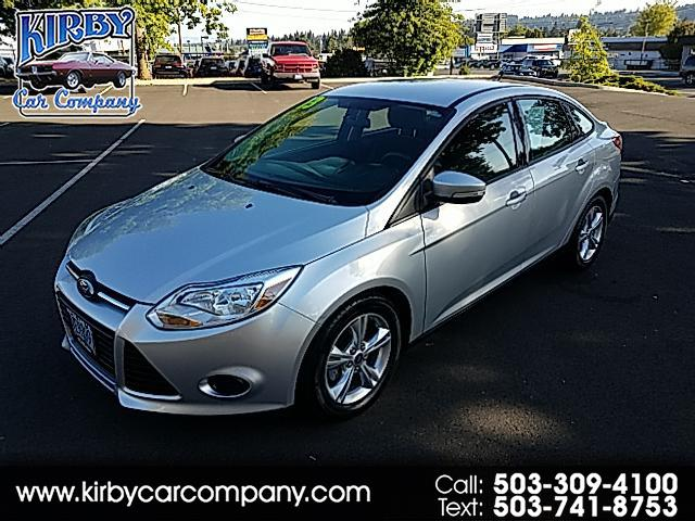 2013 Ford Focus SE Sedan ALL SERVICE RECORDS!! 38 MPG!!