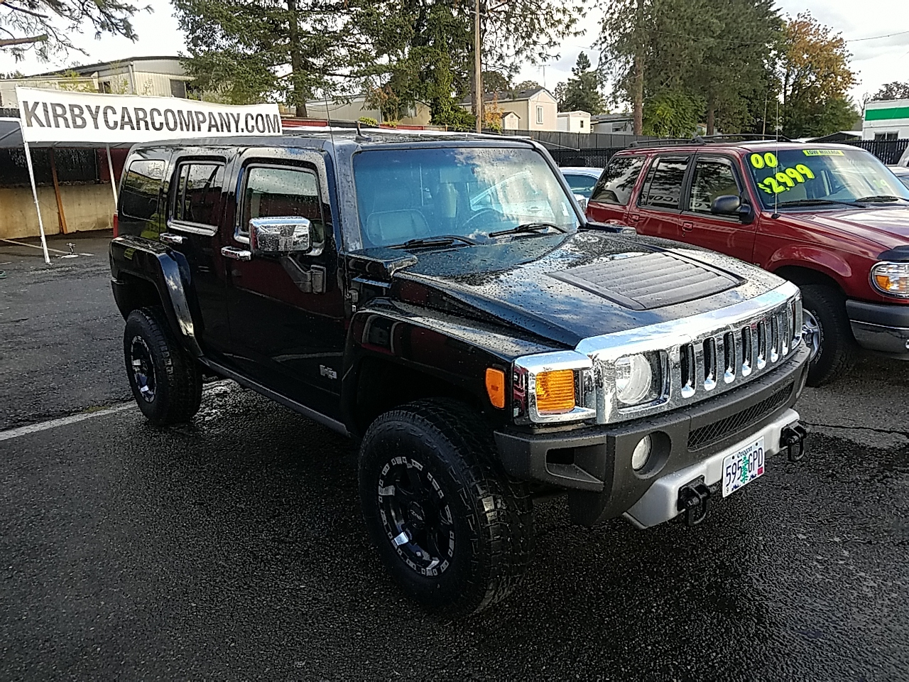 2008 HUMMER H3 4WD 4dr SUV H3X LEATHER! MOON! HOT WHLS & TIRES!