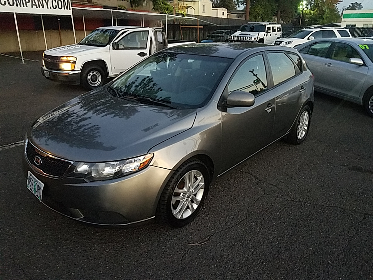 2012 Kia Forte 5-Door Hatchback EX  MAGS! CLEAN TITLE! 36MPG! ONE OWNER!