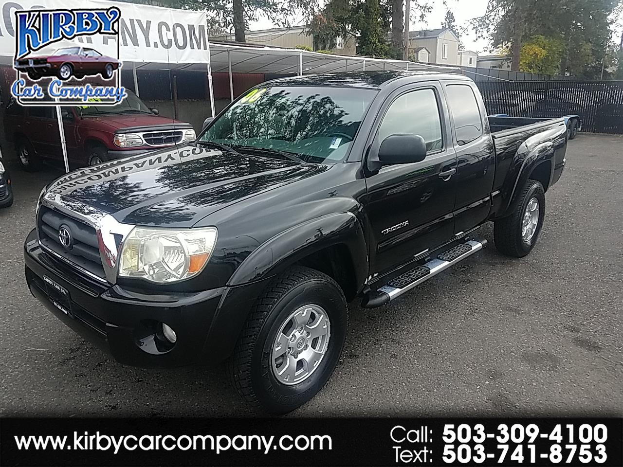 2006 Toyota Tacoma PreRunner Access Cab V6 2WD CLEAN TITLE & CARFAX!!