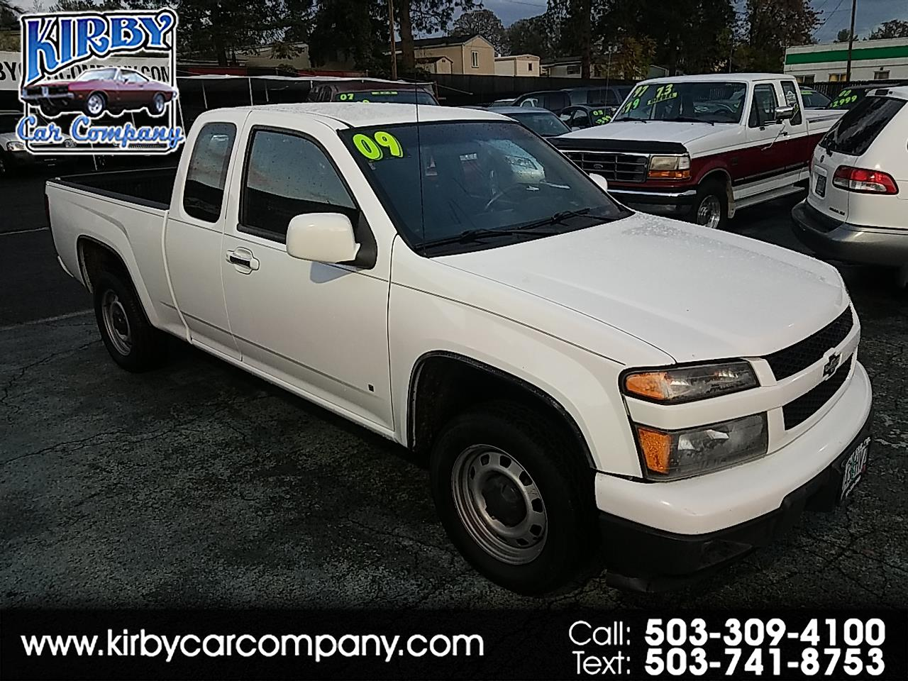 2009 Chevrolet Colorado Work Truck Ext. Cab 2WD CLEAN TITLE!!