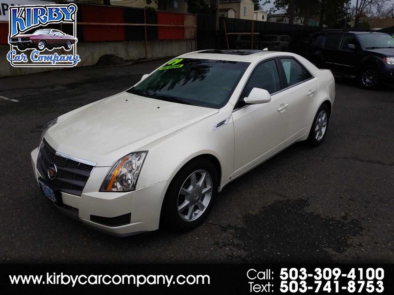 2009 Cadillac CTS 3.6L ALL THE TOYS! 83K MILES! HEATED/COOLED SEATS!