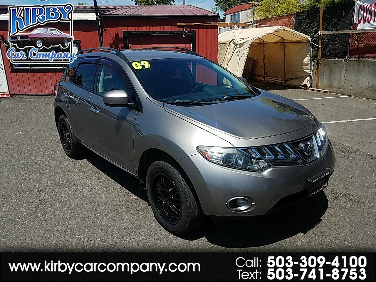 2009 Nissan Murano S 4D SUV CLEAN TITLE/CARFAX!  21 SVC RECORDS!