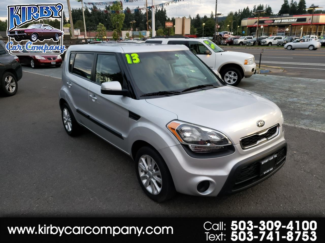 2013 Kia Soul ! Wagon 4d  A/C BLOWS COLD!  HOT MAGS!  33 MPG!