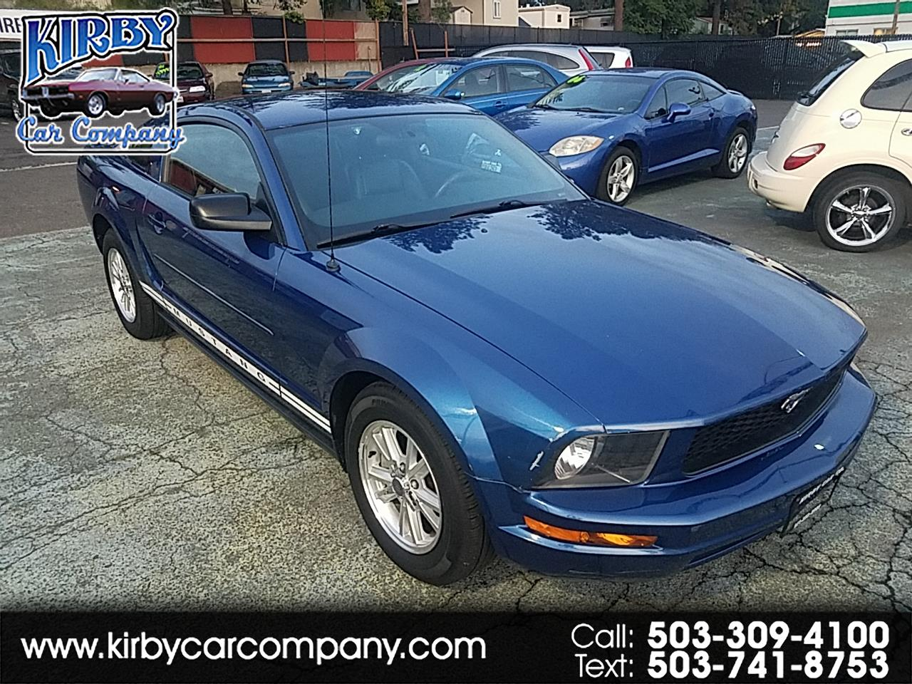2007 Ford Mustang Premium Coupe 4.0 V6  SHAKER SOUND!  HOT SEE PICS!