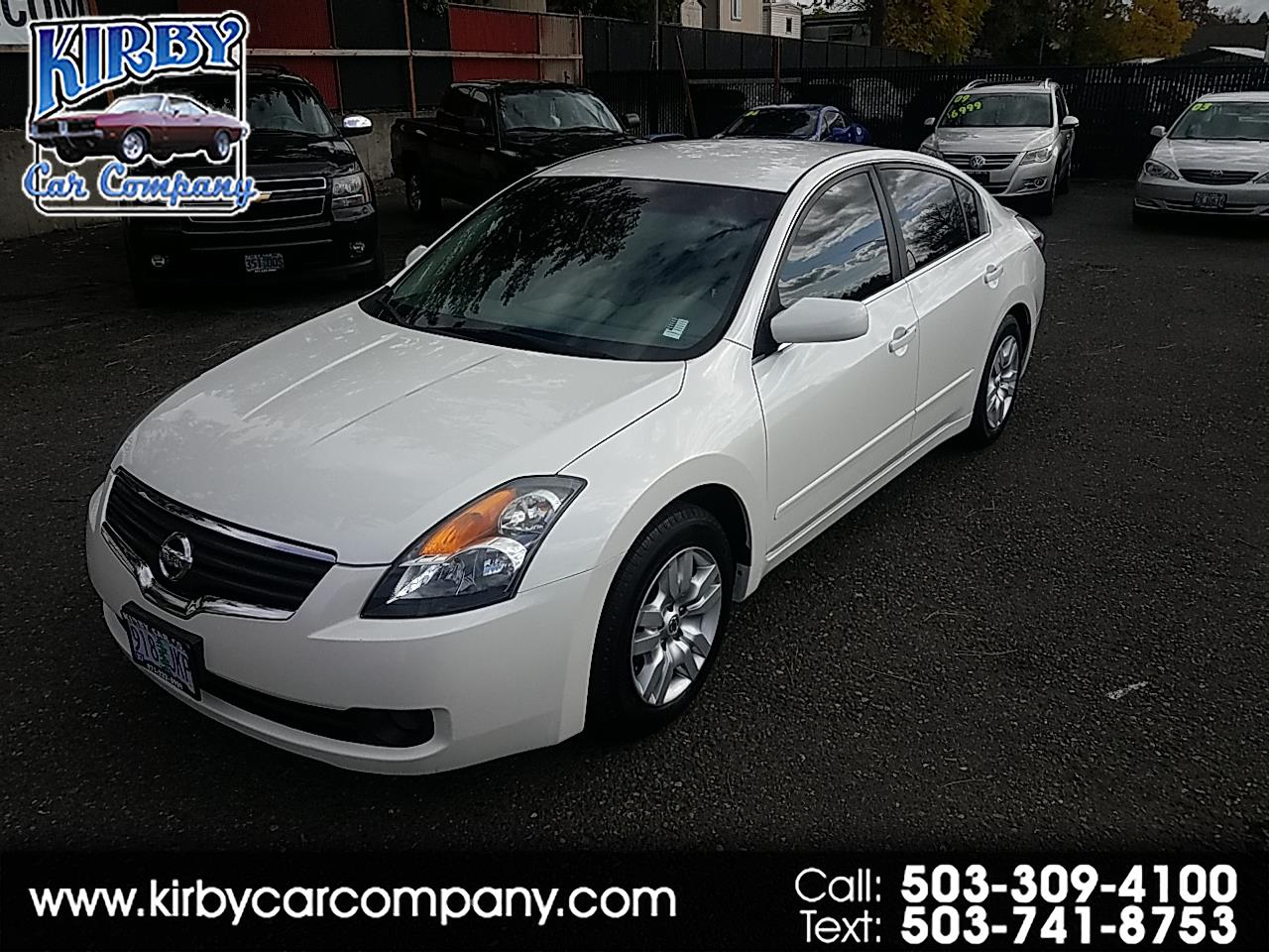 2009 Nissan Altima 2.5 Sedan LOADED!  CLEAN TITLE  31MPG