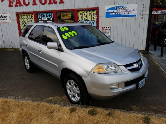 2004 Acura MDX Touring w/Nav MASSIVE MAINT RECORDS!!  SPOTLESS!!