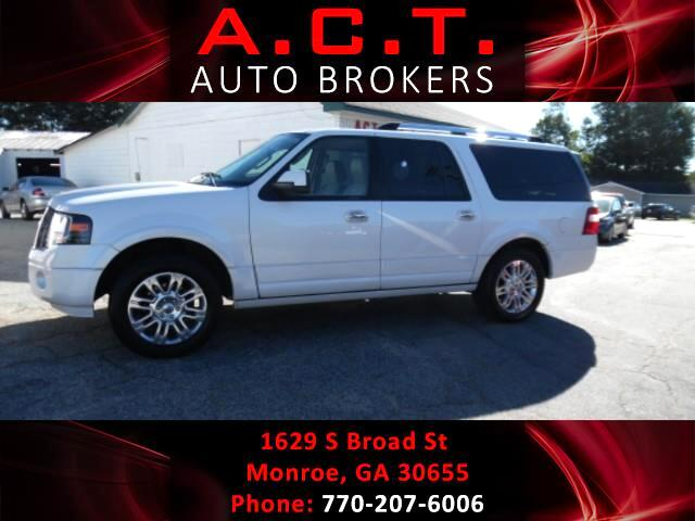 2011 Ford Expedition EL 2WD 4dr Limited