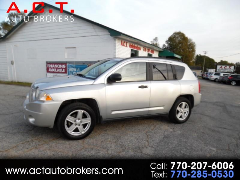 2007 Jeep Compass 2WD 4dr Sport