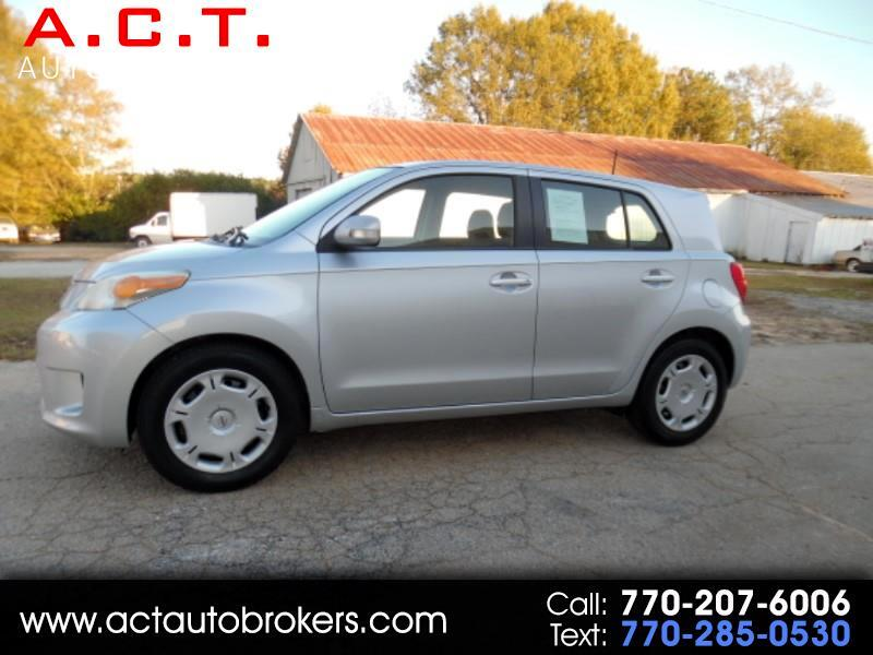 2008 Scion xD 5dr HB Man (Natl)