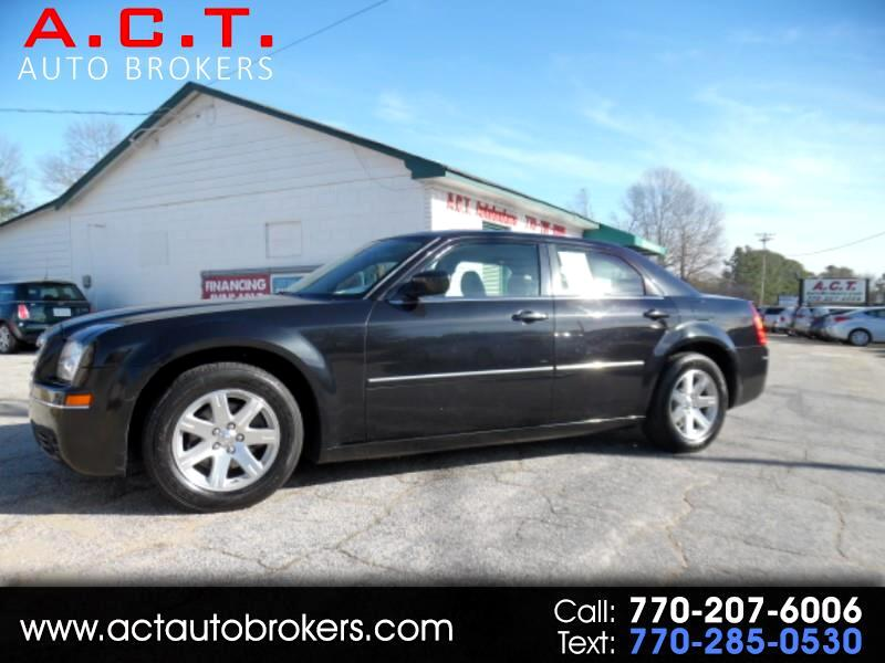 2007 Chrysler 300 4dr Sdn 300 Touring RWD