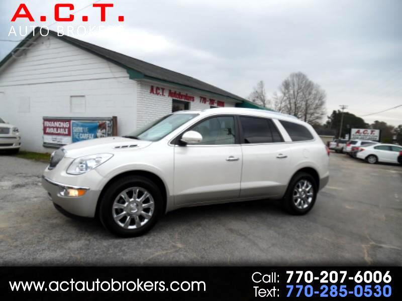 2012 Buick Enclave FWD 4dr Premium
