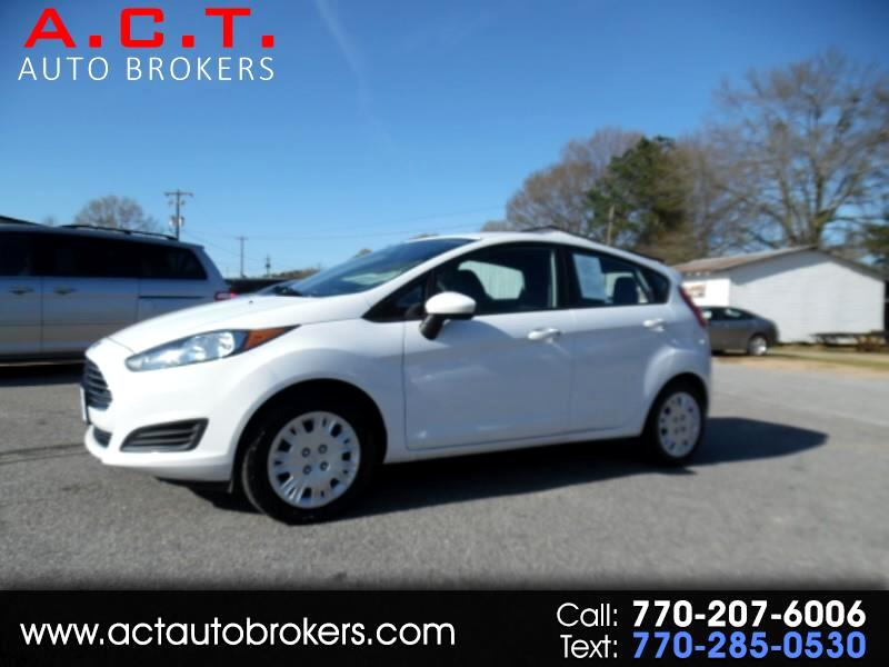 2015 Ford Fiesta 5dr HB S