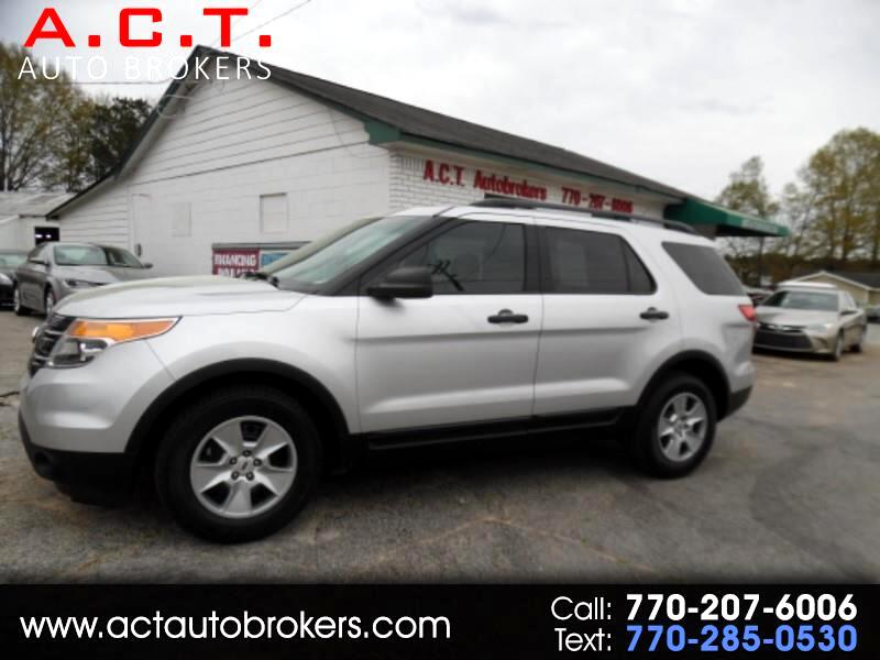 2014 Ford Explorer FWD 4dr Base