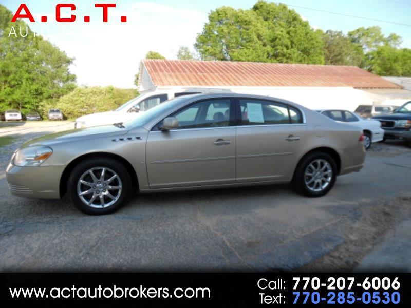 2006 Buick Lucerne 4dr Sdn CXL V8