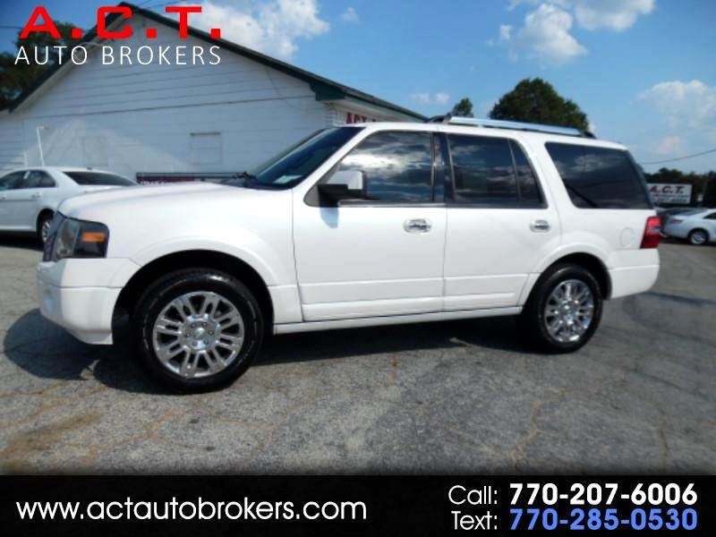Ford Expedition 2WD 4dr Limited 2011