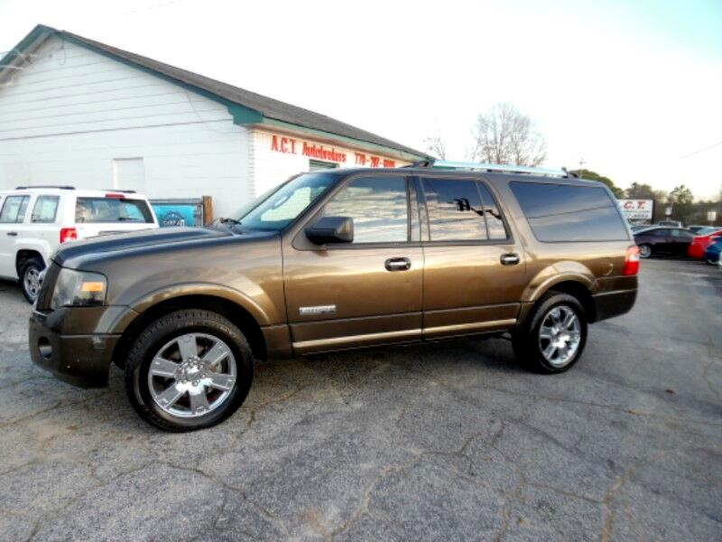 Ford Expedition EL 2WD 4dr Limited 2008