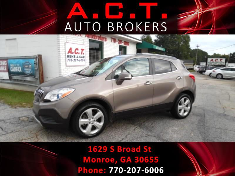 Buick Encore FWD 4dr 2015