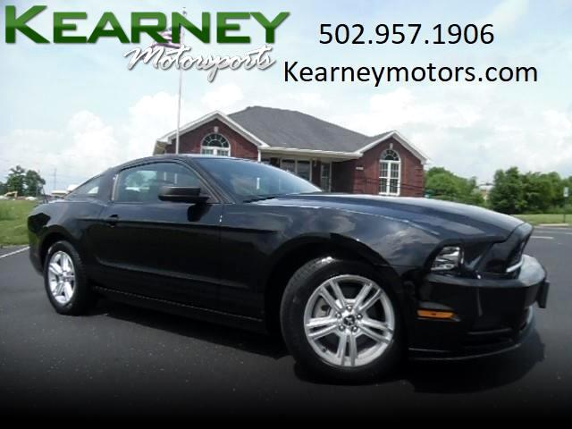 2013 Ford Mustang V6 Coupe