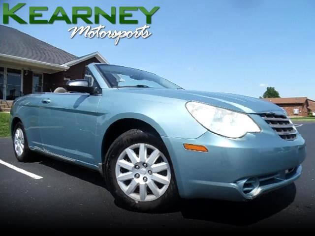 2009 Chrysler Sebring Convertible LX