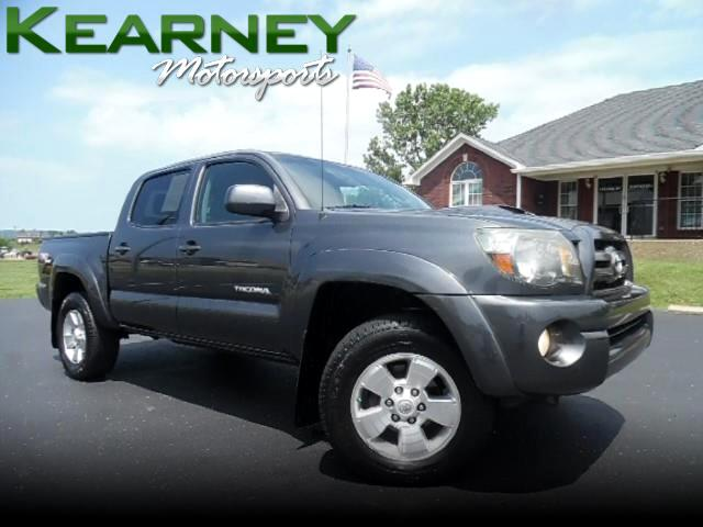 2010 Toyota Tacoma TRD Off Road Double Cab 5' Bed V6 4x4 AT (Natl)