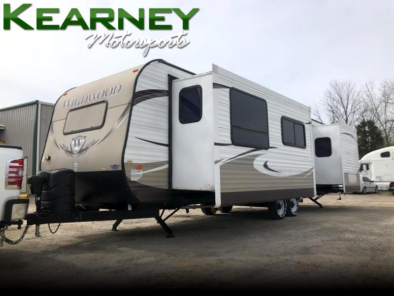 2015 Forest River Wildwood 36 FOOT
