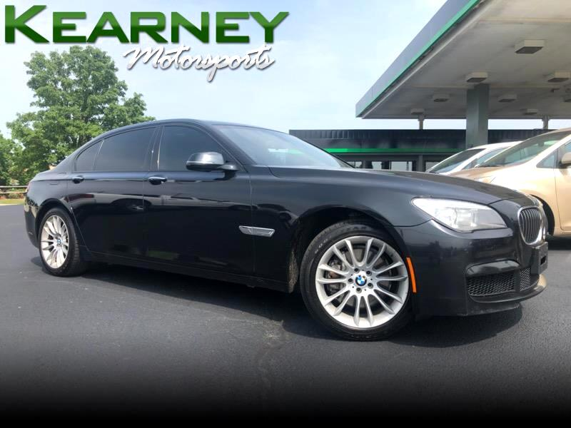 2014 BMW 7-Series 740Li xDrive