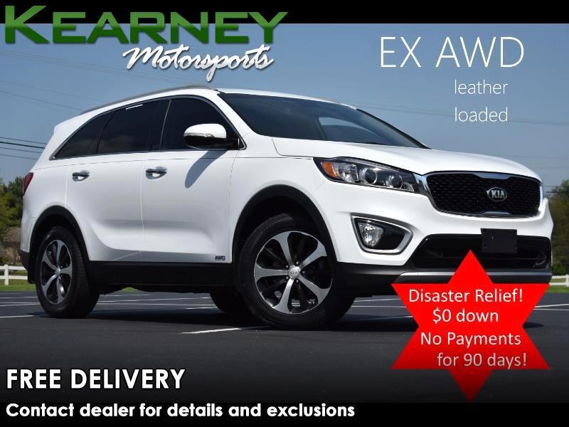 Kia Sorento EX AWD 2016