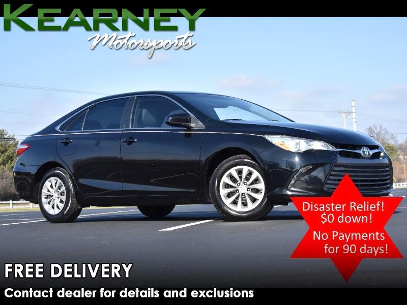Used Car Lots In Louisville Ky >> Used 2015 Toyota Camry LE for Sale in Shepherdsville KY 40165 Kearney Motor Sports