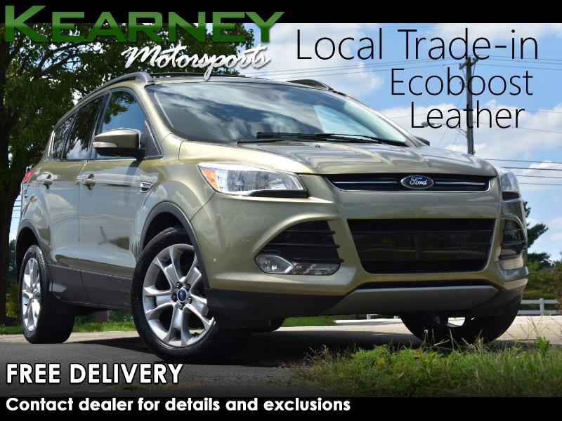 Ford Escape SEL FWD 2013