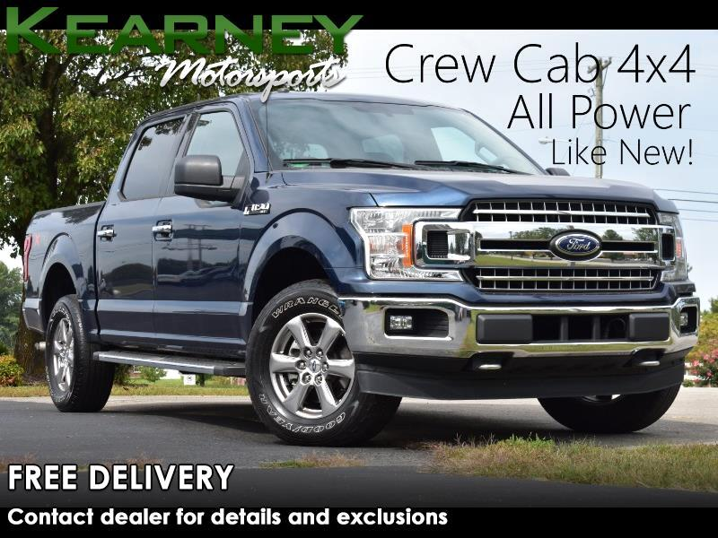 Ford F150 XLT Supercrew 4WD 2018