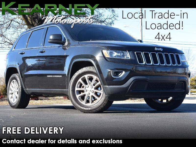 Jeep Grand Cherokee Laredo 4WD 2015
