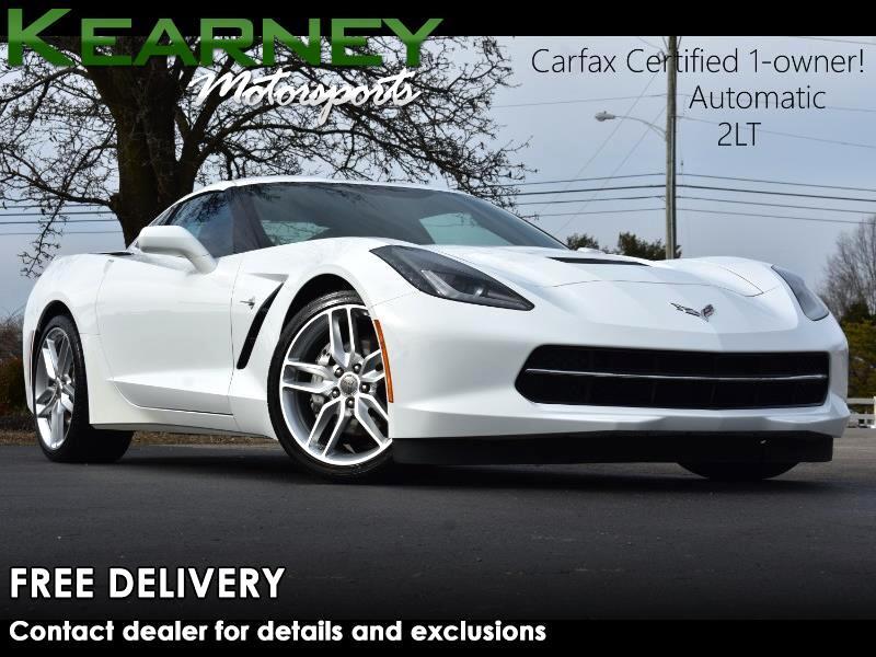 Chevrolet Corvette 2LT Coupe 2015