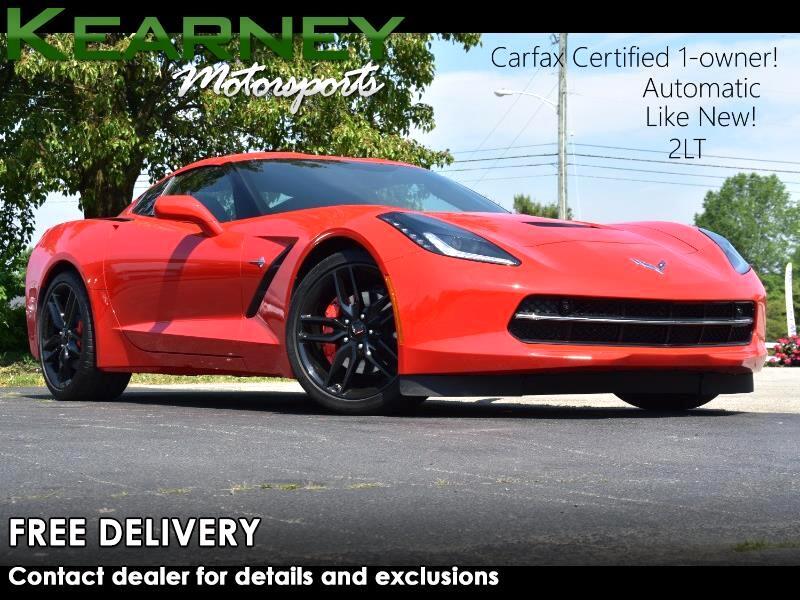 Chevrolet Corvette 2LT Coupe 2018
