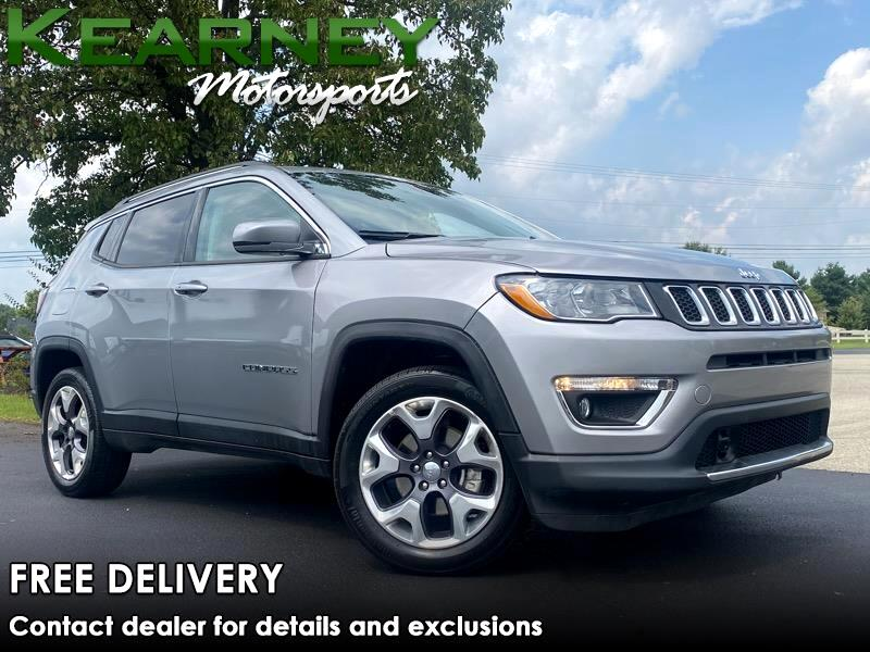 Jeep Compass Limited 4WD 2021