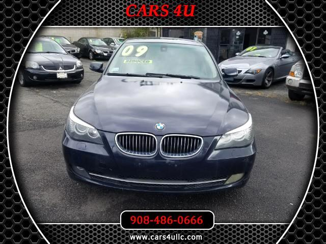 BMW 5-Series 528xi 2009