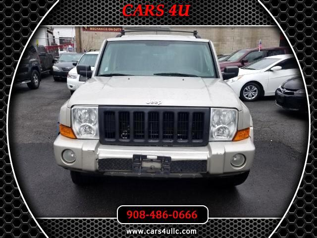 Jeep Commander Limited 4WD 2007
